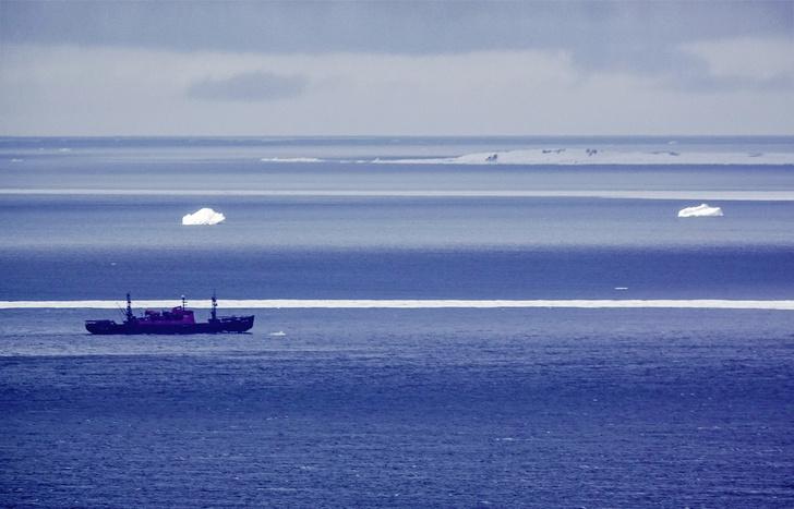 Фото №1 - Замороженное время: путешественник Леонид Круглов среди вечных льдов