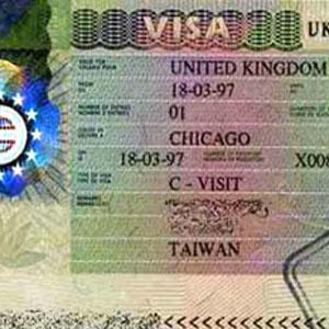 Фото №1 - Британская виза по интернету
