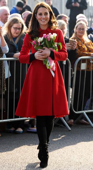 Фото №6 - Пальто на весну, как у Кейт Миддлтон: где найти самые актуальные модели