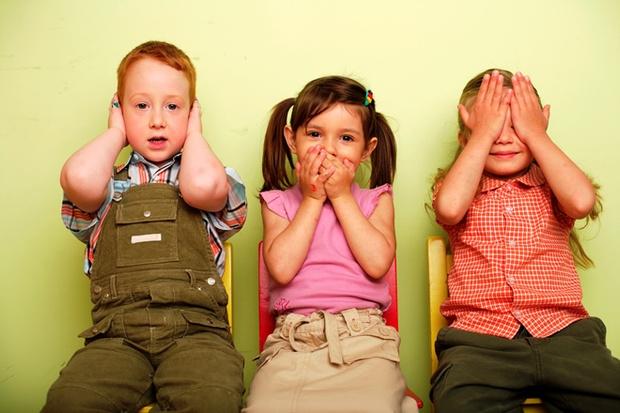 Фото №2 - Увидеть, услышать, потрогать: говорим на языке ребенка