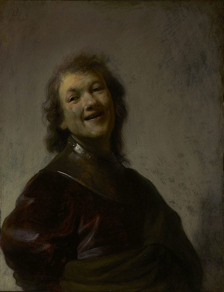 Фото №4 - Ученые объяснили фотографическую точность автопортретов Рембрандта