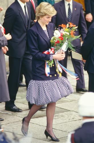 Фото №4 - До/после: как принцесса Диана дарила вторую жизнь старым нарядам