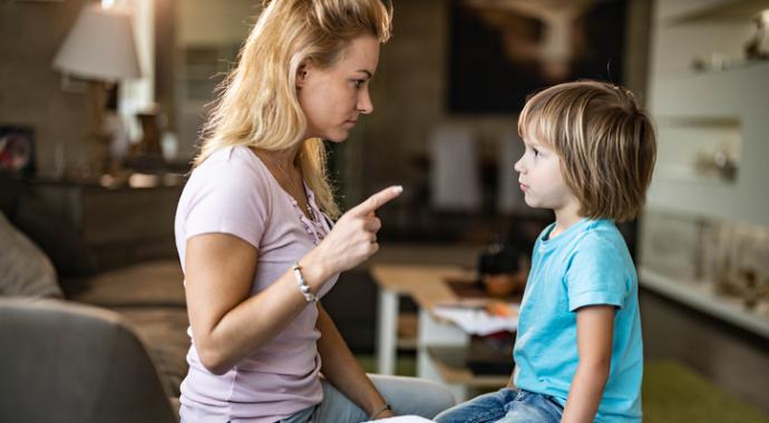 Самооценка в семье