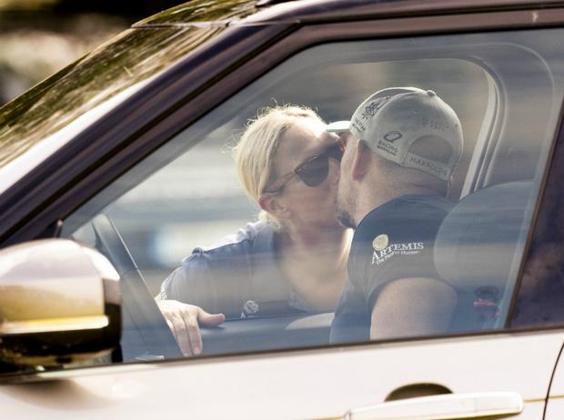 Фото №4 - Счастье вопреки: кто и почему был против свадьбы Зары и Майка Тиндолла