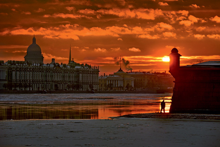 Фото №1 - Санкт-Петербург: трехмерное пространство