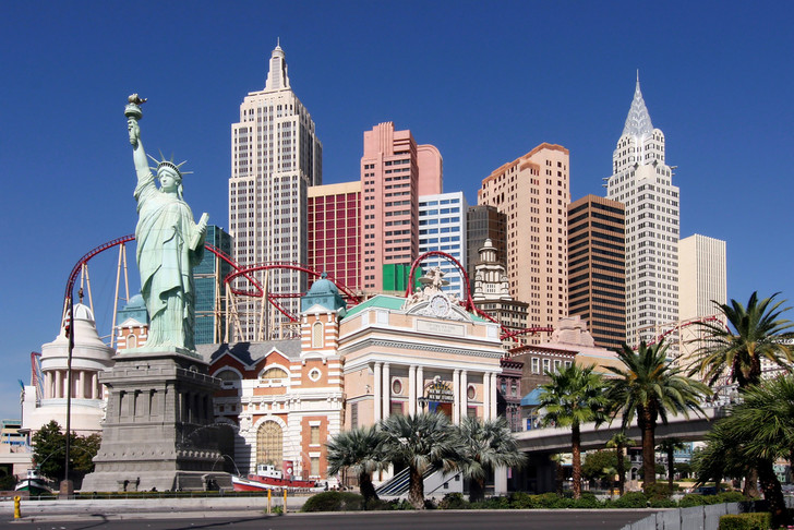 Фото №1 - Назван самый популярный город США