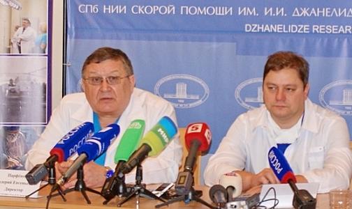 Фото №1 - Институт им. Джанелидзе ждет начала строительства отделения экстренной помощи