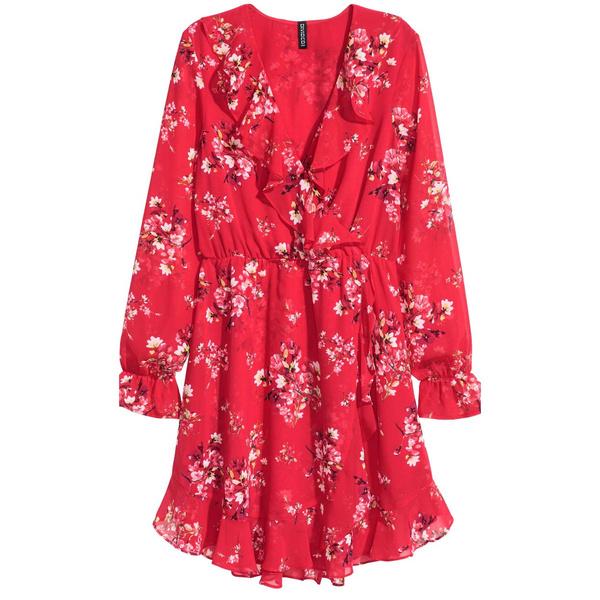 Фото №6 - 10 цветочных платьев на весну не дороже 10 000 рублей
