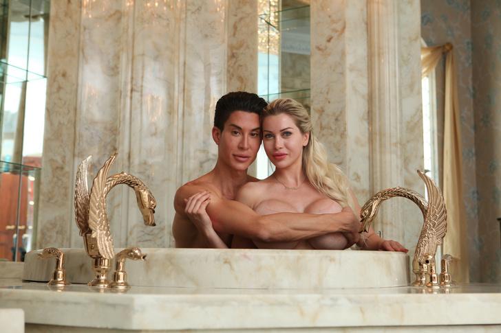 Фото №2 - Одна сатана! Как выглядят мужья и бойфренды женщин, одержимых пластикой