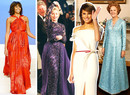 Королевы Белого дома: самые роскошные инаугурационные платья Первых леди