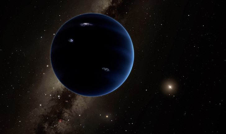 Фото №1 - Астрономы открыли девятую планету Солнечной системы