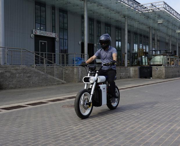 Фото №5 - «Панч»— мотоцикл нового поколения, созданный в России и Белоруссии