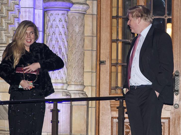 Фото №4 - Взрывная блондинка: что известно о Кэрри Симондс, новой Первой леди Великобритании