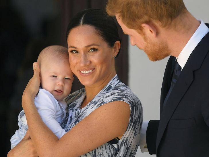 Фото №1 - До и после: как материнство изменило герцогиню Меган