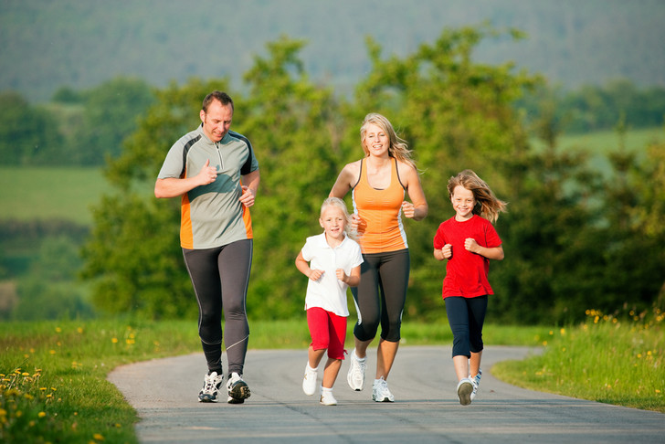 Фото №1 - Современные дети стали менее подвижны