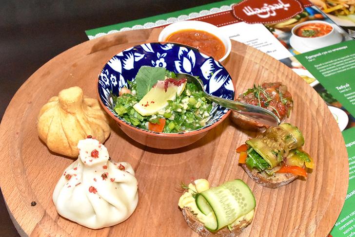 Фото №2 - Постные блюда с восточным колоритом