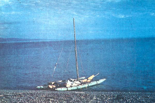 Фото №1 - Пропало море