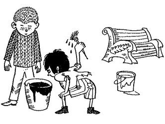 Фото №5 - Литературные шалопаи: 10 «вредных» книжных героев, которые учат непослушанию