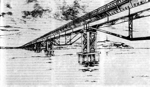 Фото №2 - Воспоминание о мостах