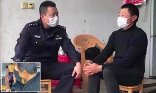 Фото №1 - Репортаж о коронавирусе вернул память китайцу, которую он потерял 30 лет назад