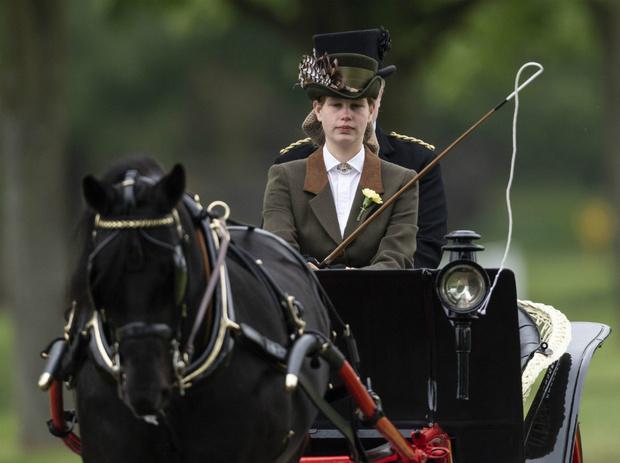 Фото №3 - Особое отношение: кого из внуков принц Филипп считает своим любимцем