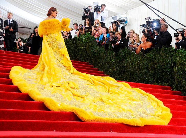 Фото №20 - История Met Gala: самые знаменитые наряды бала Института костюма