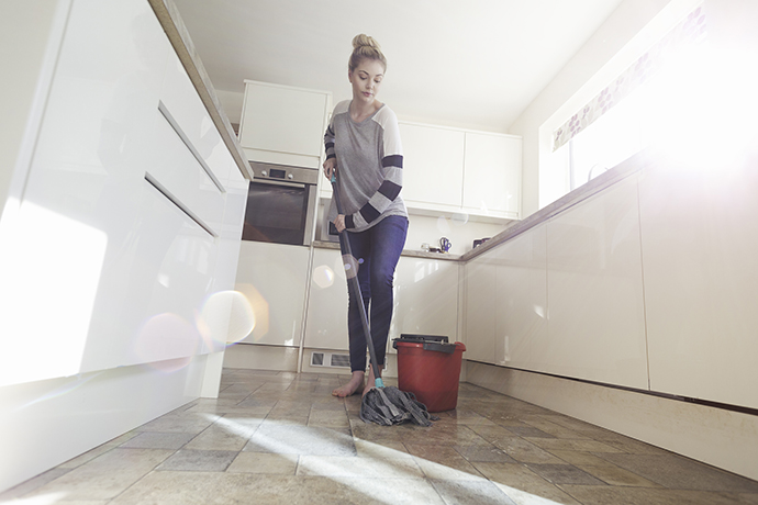 Как не превратиться в домработницу, работая на дому?