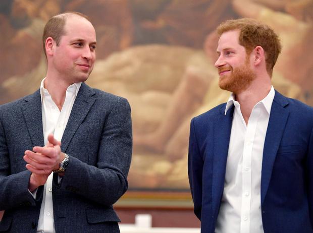 Фото №4 - Вражда окончена: речь принца Уильяма и его тайное послание Гарри
