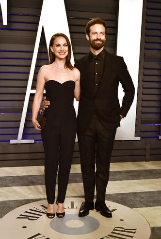 Фото №14 - Самые стильные звездные пары на вечеринке Vanity Fair-2019
