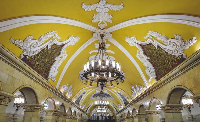 Фото №1 - ТЕСТ: насколько хорошо вы знаете Московское метро?