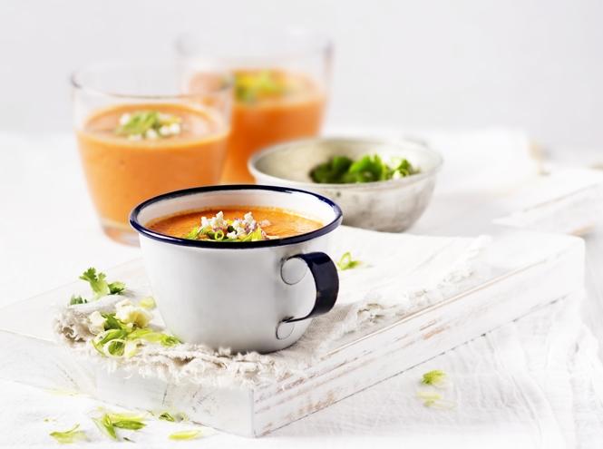 Фото №4 - Холодный суп: история, тонкости, рецепты