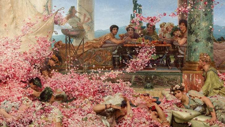 Фото №1 - Кухня Древнего Рима: от борща к излишествам