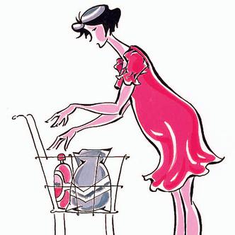 Фото №2 - Беременность шопингу не помеха!