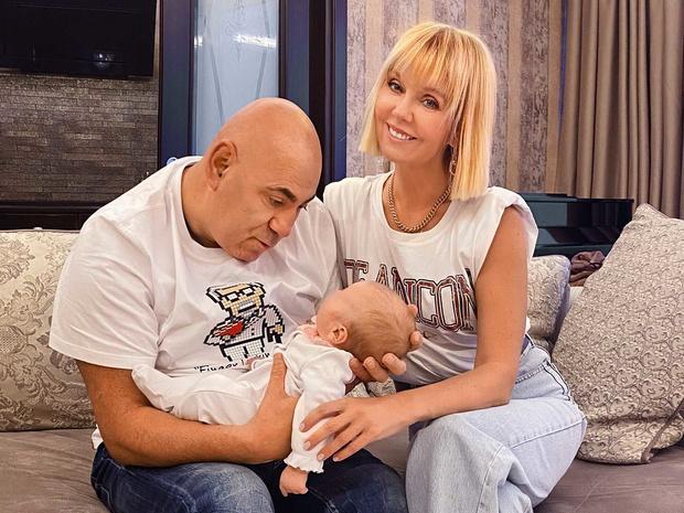 Валерия и Иосиф Пригожин фото