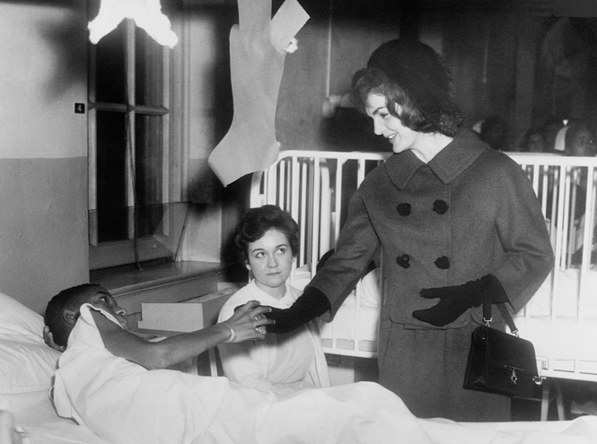 Фото №14 - Отличница Джеки Кеннеди: любовь и трагедия самой известной Первой леди США