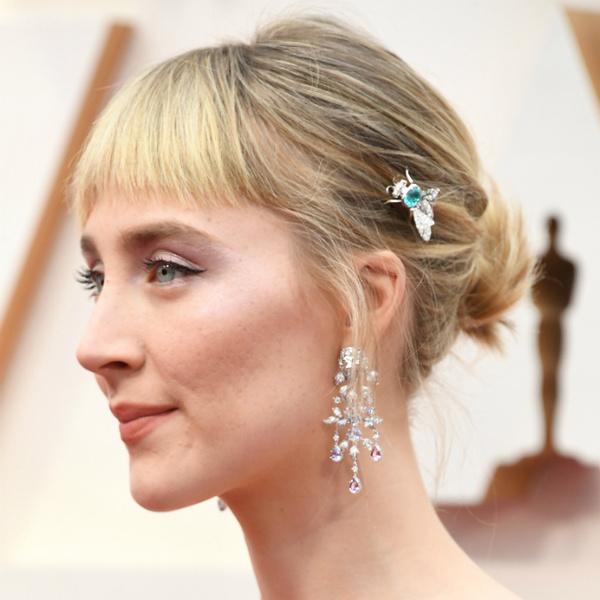 Фото №2 - Драгоценный «Оскар-2020»: самые впечатляющие украшения премии