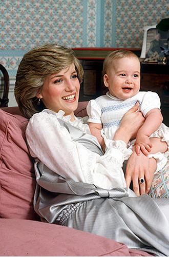 Фото №9 - Принц Уильям: история в фотографиях