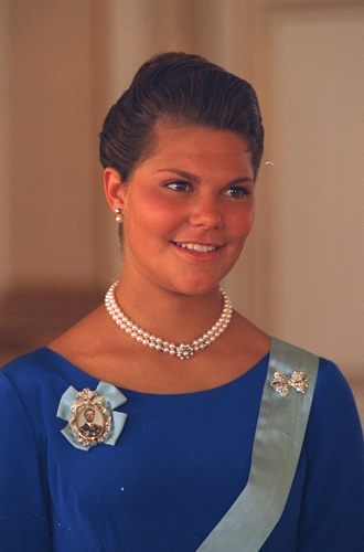 Фото №7 - Кронпринцесса Виктория: королева шведских сердец