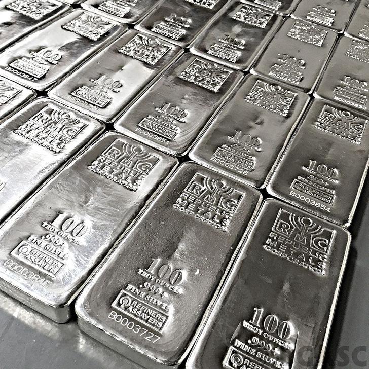 Фото №1 - 10 золотых фактов про серебро