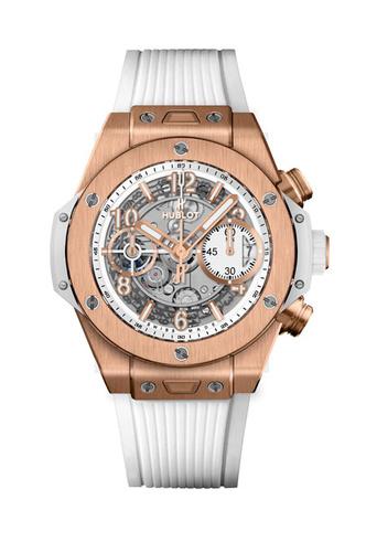 Фото №5 - Hublot представили часы Big Bang Unico White 42 mm