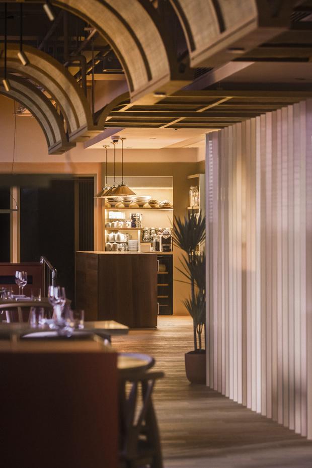 Фото №7 - Ресторан Whey в Гонконге по проекту Snøhetta