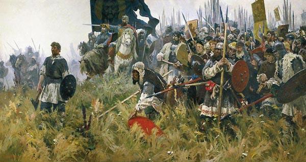Фото №1 - В 1380 году Куликовской битвы не было