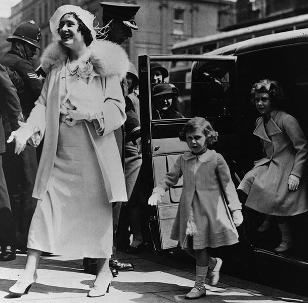 Фото №32 - Принцесса Лилибет: редкие детские фотографии Елизаветы II