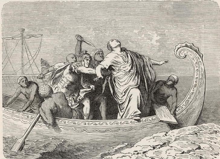 Фото №3 - Роковая женщина: 9 мифов о Клеопатре