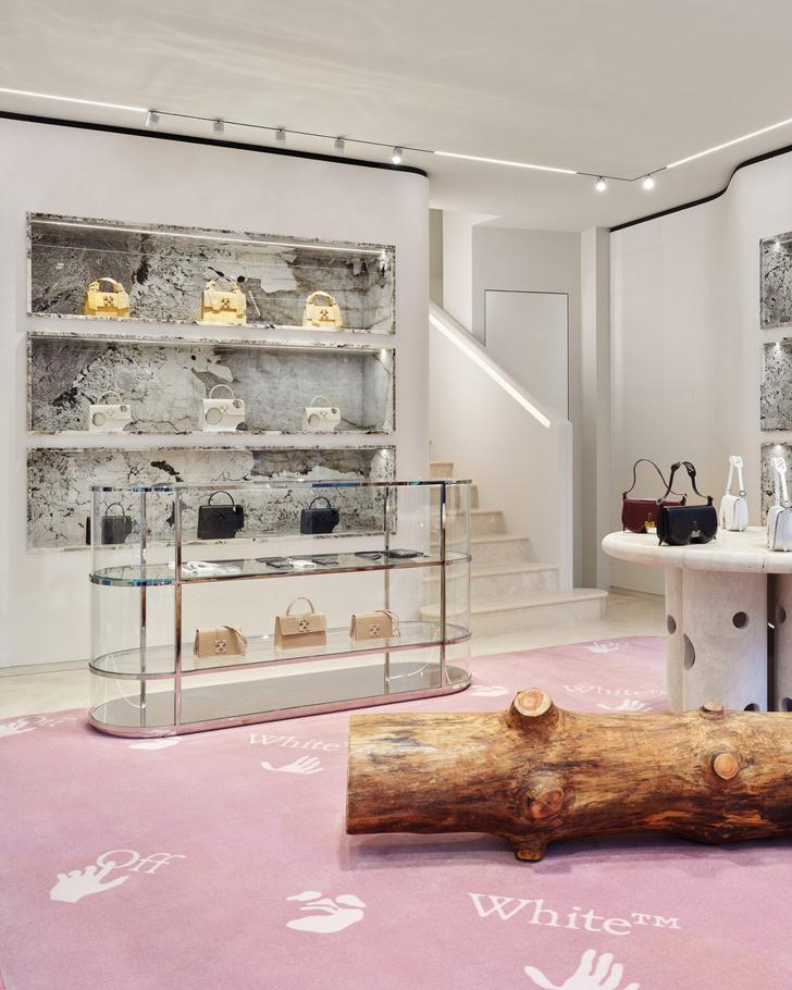Фото №2 - Первый бутик Off-White в Милане