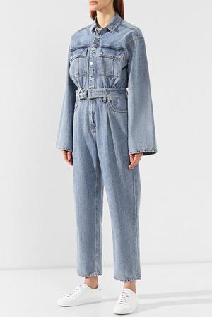 Фото №10 - Этим летом всем нам нужен джинсовый комбинезон как у Эммы Робертс. Собрали 10 стильных вариантов из денима и не только