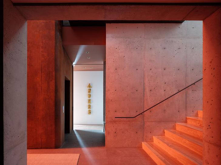Фото №11 - Модернистский дом на горнолыжном курорте в Калифорнии
