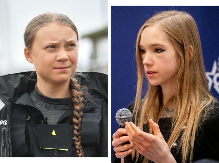 Фото №1 - Анти-Грета: как (и почему) 19-летняя звезда YouTube стала главной противницей Греты Тунберг