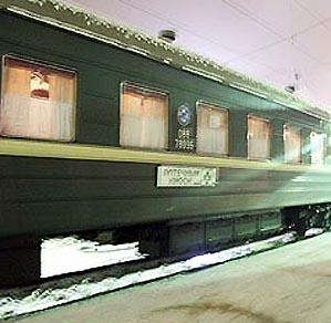 Фото №1 - В Алтайском крае пущен поезд здоровья