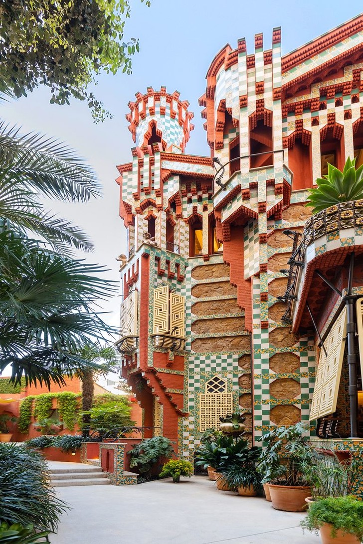 Фото №2 - Casa Vicens Антонио Гауди в Барселоне сдается через Airbnb
